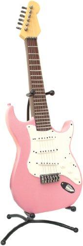 """My Music Gifts Spardose """"Elektrische Gitarre"""" aus Metall, Pink"""