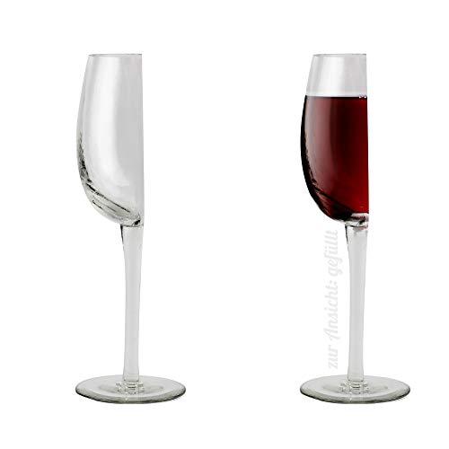 Preis am Stiel Halbes Weinglas | Weingeschenk | Gläser | Geschenkide für Freunde