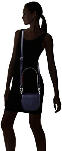 JOOP - Grano Colorblocking Rhea Shoulderbag Shf, Borsa a spalla Donna Blu (Blu scuro e)