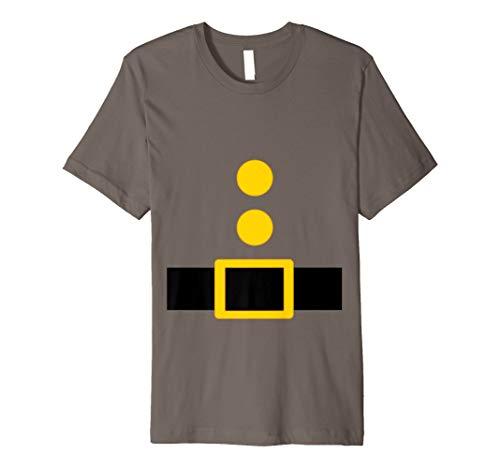 Zwerg Kostüm T-Shirt Funny Halloween Geschenk