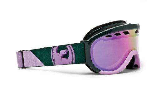 Dragon Alliance D1X t-j Brillen, Angle Pink Green