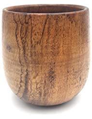 islandoffer Japanische Holz Tee Cup, 4oz, 120ml (4 In Cups Oz)