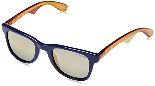 Carrera Unisex Wayfarer Sonnenbrille, Gr. One Size, Mehrfarbig
