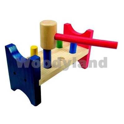 Woody Kaufmann Neuheiten - Banco con martillo Toy Story [Importado]