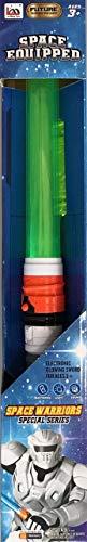 Rama Espada Espacial con LUZ Y Sonido Pilas Incluidas 12071