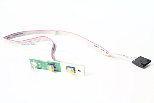 Ibm Led Switch (IBM 00N7212 Front Switch LED Panel FRU 73P6310 PWR Power / Reset Card Cable (Zertifiziert und Generalüberholt))