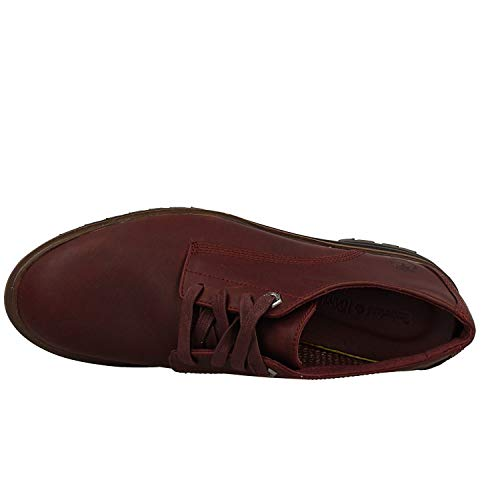 Timberland London Square Oxford  Shoe for Women 37 Red
