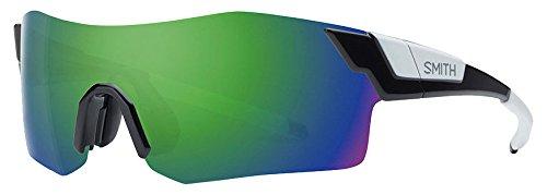 Smith Unisex-Erwachsene Pivlock Arena/N X8 807 99 Sonnenbrille, Schwarz (Black/Green Marl Cp),