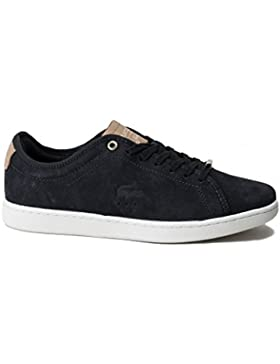Lacoste Carnaby Evo Donna Sneaker Nero