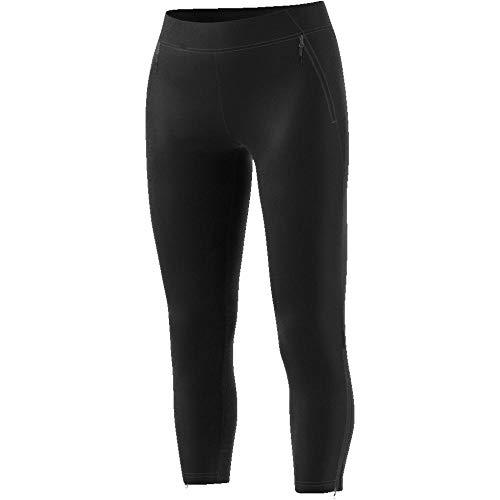 adidas Damen ID Glory Skinny 7/8 Trainingshose, schwarz, L-42/44