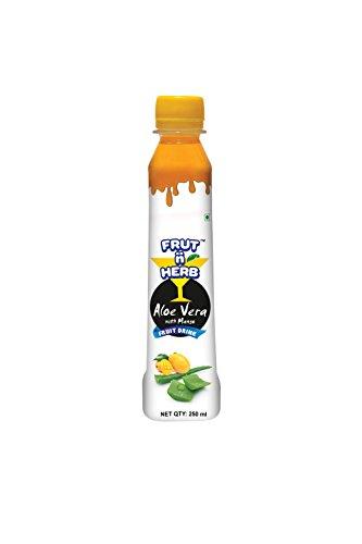 Frutnherb Fruit Juice, Aloevera And Mango, 6x250ml