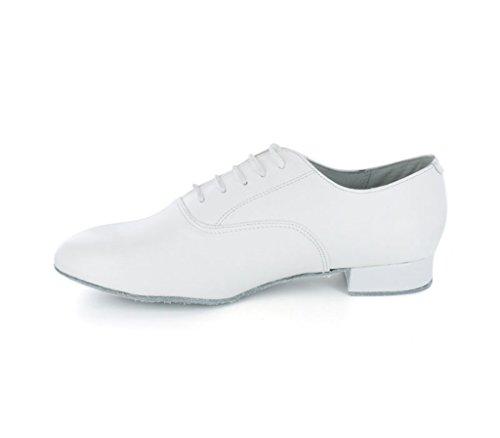 Minitoo ,  Herren Tanzschuhe Weiß