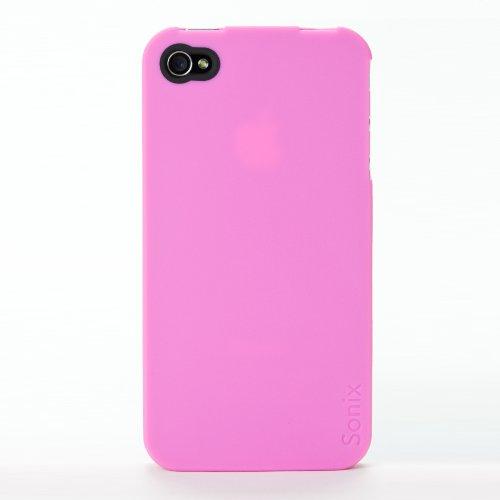 Sonix Snap Slim Case für Verizon oder AT & T iPhone 4mit 2Displayschutzfolien (P. Sonix Snap