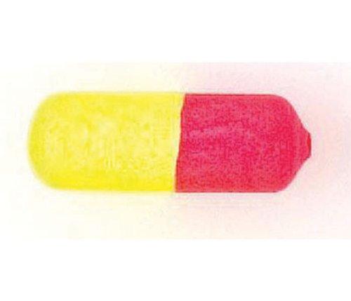 Lindy Snell Posen, Fluorescent Orange/Fluorescent Yellow -