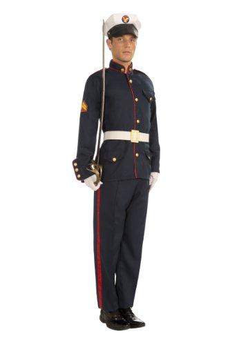 Forum Novelties, Inc Adult Formal Marine Fancy Dress Costume ()