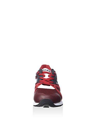 Diadora N9000 Arrowhead, Chaussures de Gymnastique Mixte Adulte Rouge