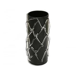 Design Vase Aldina 1, schwarz