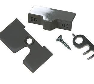 Dometic/Electrolux kit di fissaggio di serratura del frigo per roulotte e camper