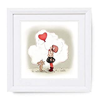 A Little Love in The Air - Print Only