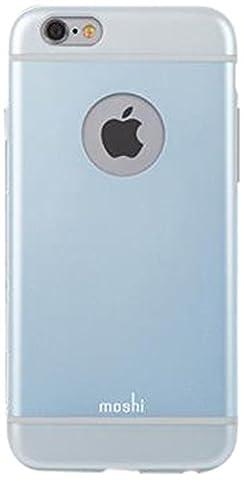 Moshi - 99MO079501 - Coque de protection iGlaze pour iPhone 6 - Bleu