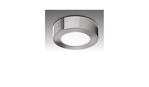 Plafoniere Per Ospedali : Plafoniera da soffitto led circolare Ø120 mm 6 w 430lm 50.000h