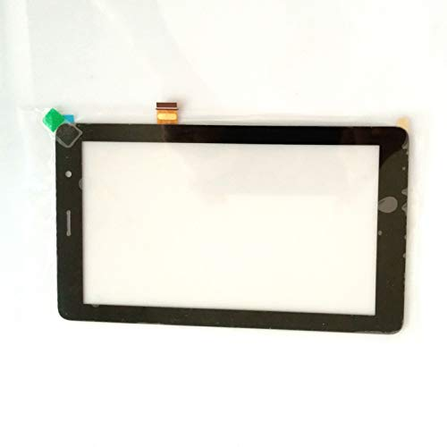 """EUTOPING ® Schwarz Farbe 7 Zoll Touchscreen - digitizer Alternative für 7"""" Alcatel 1T 8068"""