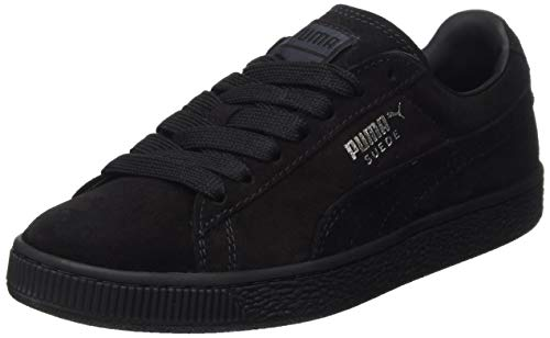 Puma Suede Classic+ Sneaker Unisex – Adulto, Nero (Black-dark Shadow 77) 48.5 EU