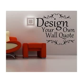 Online Design Design Your Own Wall Quote Art Up To 12 Words