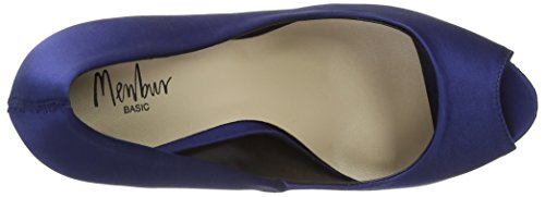 Menbur Pousseur Damen Pumps Blau (Midnight Blue)