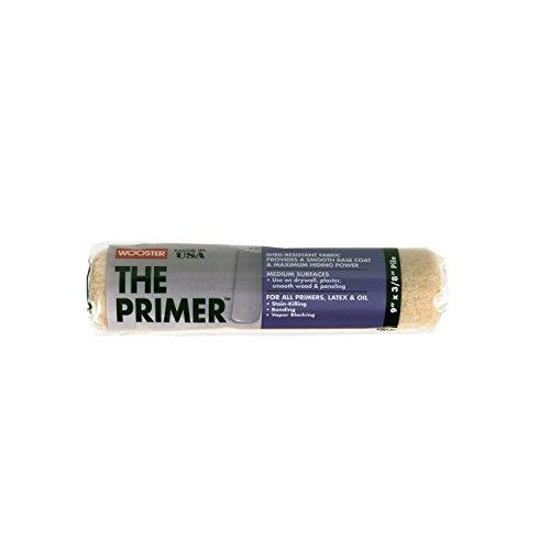 Wooster Pinsel R201-9der Primer Roller, 3/8Zoll Nap, 9Zoll -