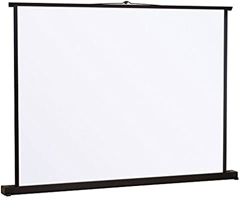 Tabletop Projection Screen 50