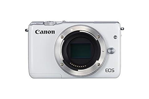 Appareils Photo Numeriques Hybride - Canon EOS M10 Appareil Photo Numérique Compact