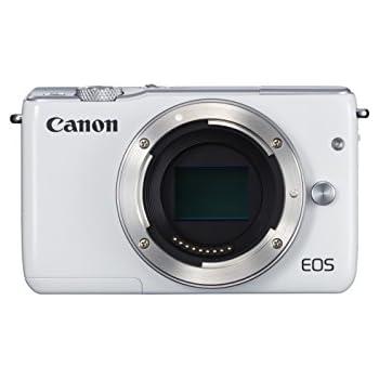 Canon EOS M10 DSLR Camera - White: Amazon.co.uk: Camera & Photo