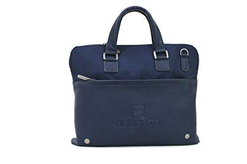Cartella Congresso Business Roncato 46.23.35 Blu Moda Italiana