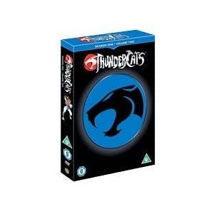 Thundercats : Series 1 Volume 2 (6 Disc Box Set)