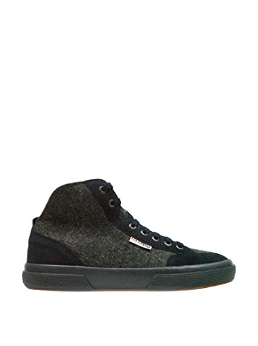Sneakers - 2177-feltu Deep Grey-Blue