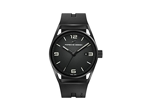 Reloj Automático Porsche Design 1919 Datetimer Eternity, Titanio, Negro