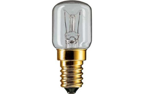 Eveready 2 x 25W SES/E14 (Kleiner Edison Schraubsockel) Klare Pygmäen Ofenlampen - 2er Pack - Edison-schraubsockel