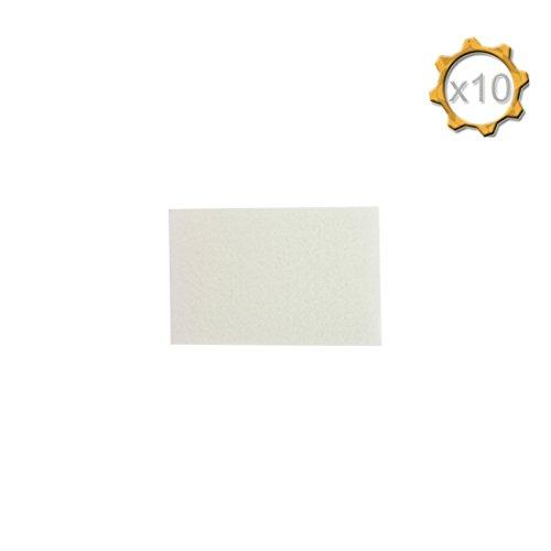 pack-de-10-tampon-a-recurer-blanc