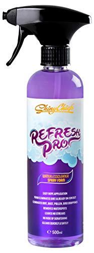 Preisvergleich Produktbild ShinyChiefs RefreshPro Autoreiniger, Waschen ohne Wasser, Trockenwäsche, waterless Cleaner, professionelle Autowäsche, Lackpflege, Autoaufbereitung, 500ml