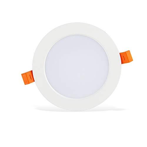 Modenny 7W/9W/12W/18W/24W LED Redondo Downlight Ultra Delgada Luces De Techo Focos Empotrados...