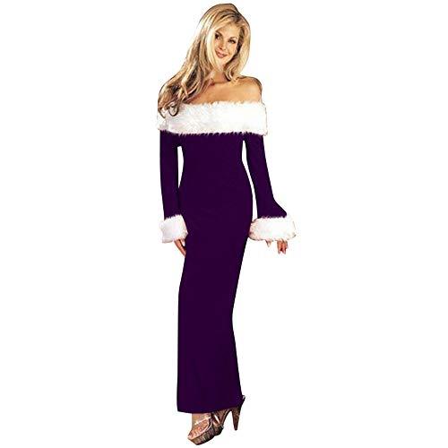 e Babydoll Kleid hellblau Ballkleider lang Glitzer blaues Abendkleider lang schwarz türkis schwarzes Abendkleid lang schöne Spitze Kleid weiß lang blumenkleid lila Bekleidung ()
