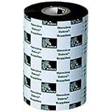 Zebra 2300 Wax, 33mm x 74m cinta para impresora - Cinta de impresoras matriciales (33mm x 74m, TLP2844,TLP3842, TLP384, Thermal Transfer, Black, 3.3 cm, 74 m, 12 pc(s))
