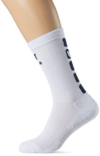erima Classic 5-C Socken, weiß/New Navy, 47-50