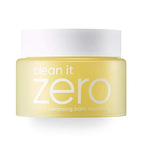 ero Nourishing Cleansing Balm for Dry Skin 100ml, replenish moisture, removes makeup and dead skin cells, NO animal Testing. [Renewal Version] ()