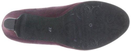 Debbie 8956-1 Damen Pumps Rot (Bordo)