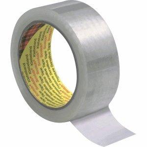 Scotch 309T3866 Verpackungsbänder Pvc, Ppl und Papier Verpackungsband 38mm 66m transparent