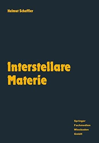 Spektrum der Astronomie: Interstellare Materie. Eine Einführung