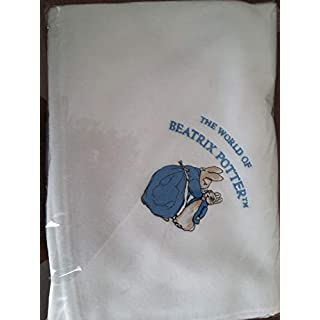 Peter Rabbit Fleece Blanket