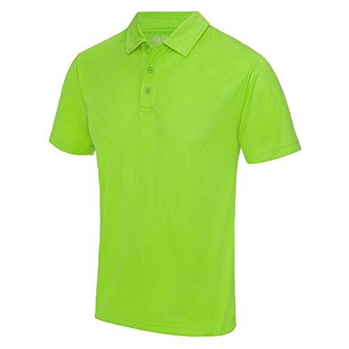 AWDisHerren Jeanshose Grün - Electric Green